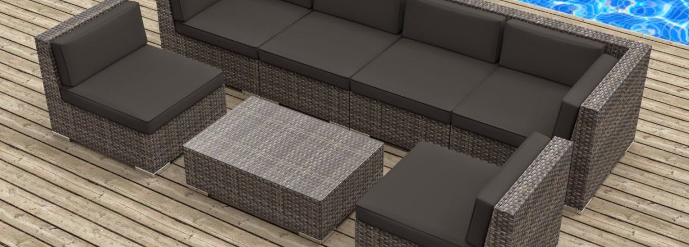 Rattan Outdoor Furniture: Elegantly Stylish Yet Maintenance Free