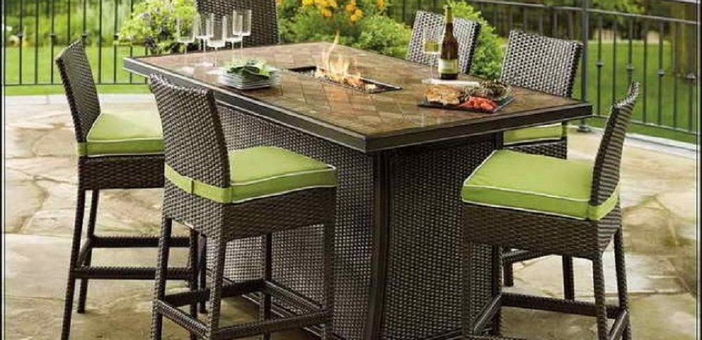 Opt for a Rattan Garden Furniture Set